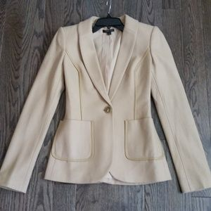 Rachel Zoe Authentic size 2 Tan Blazer Women's